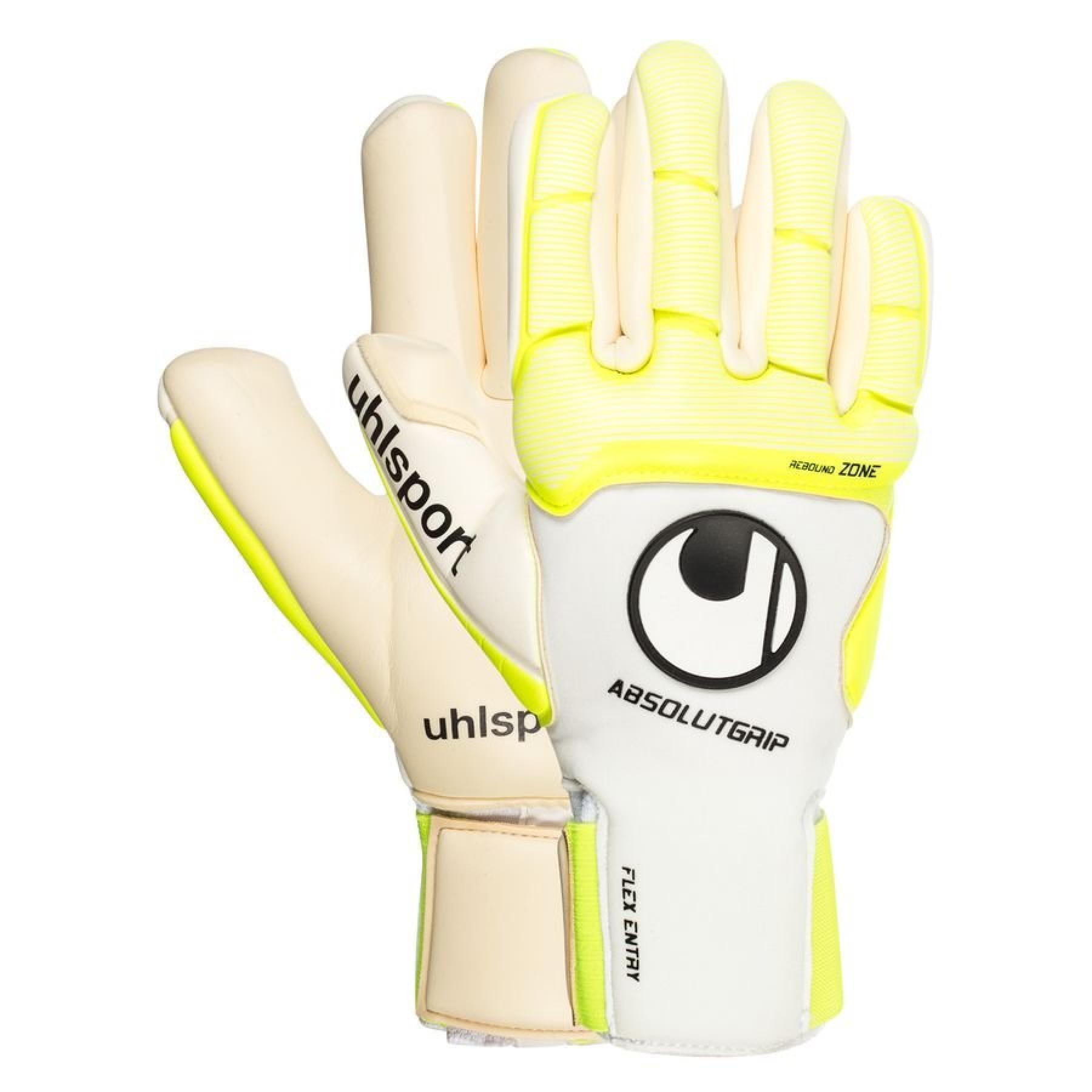 Guantes de portero Uhlsport Pure Alliance AbsolutGrip Finger Surround
