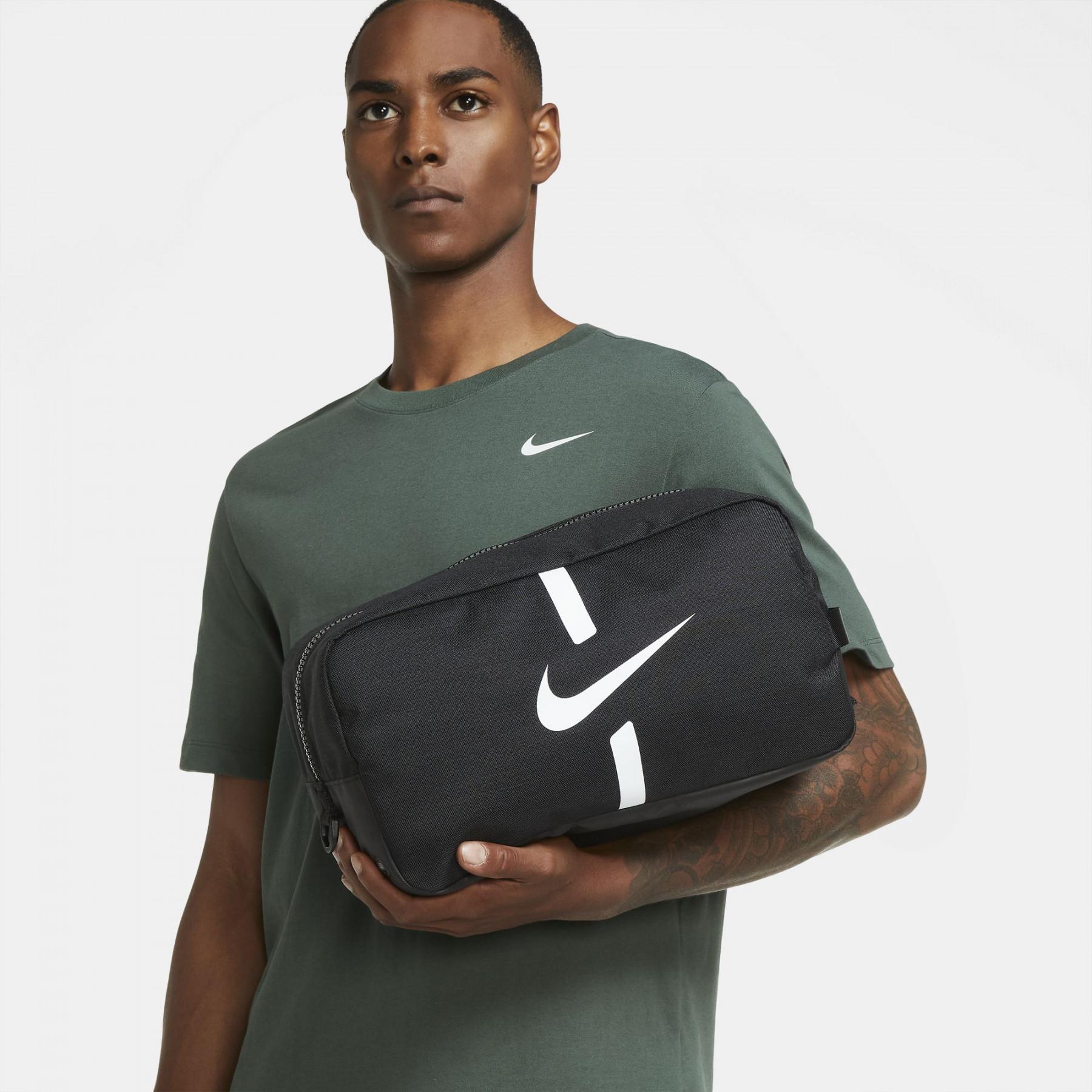 Sucio Desconocido Cenagal  Bolsa de zapatos de la Academia Nike