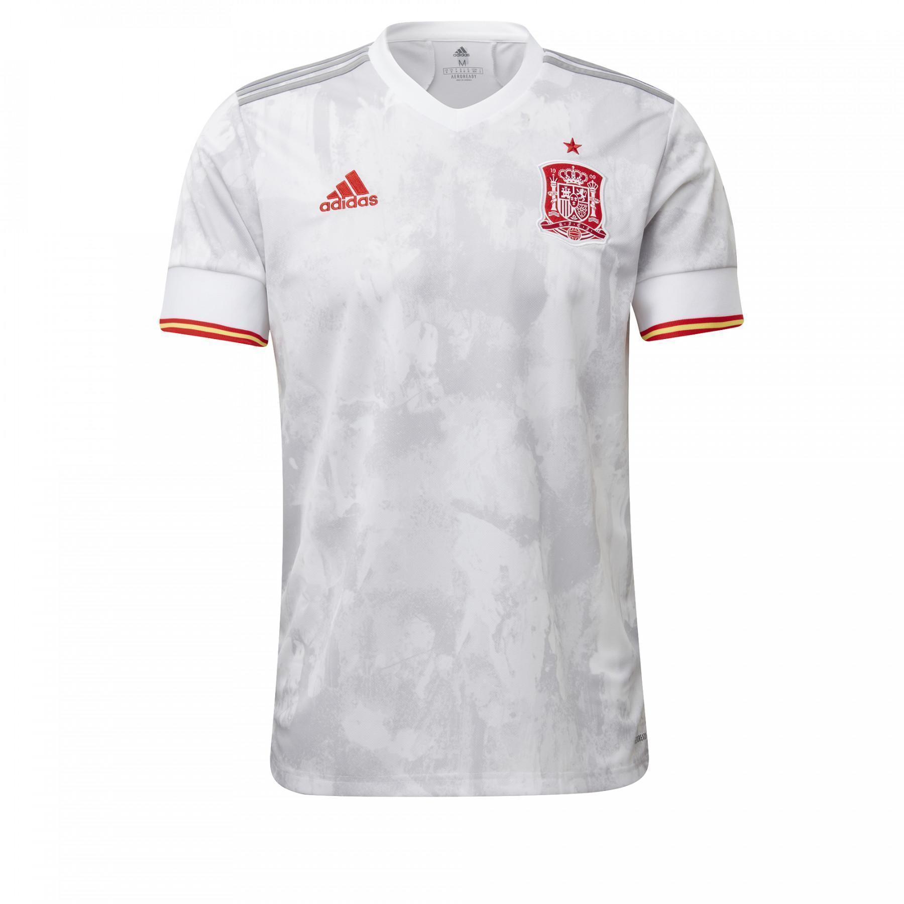 Camiseta de España para la Eurocopa 2020