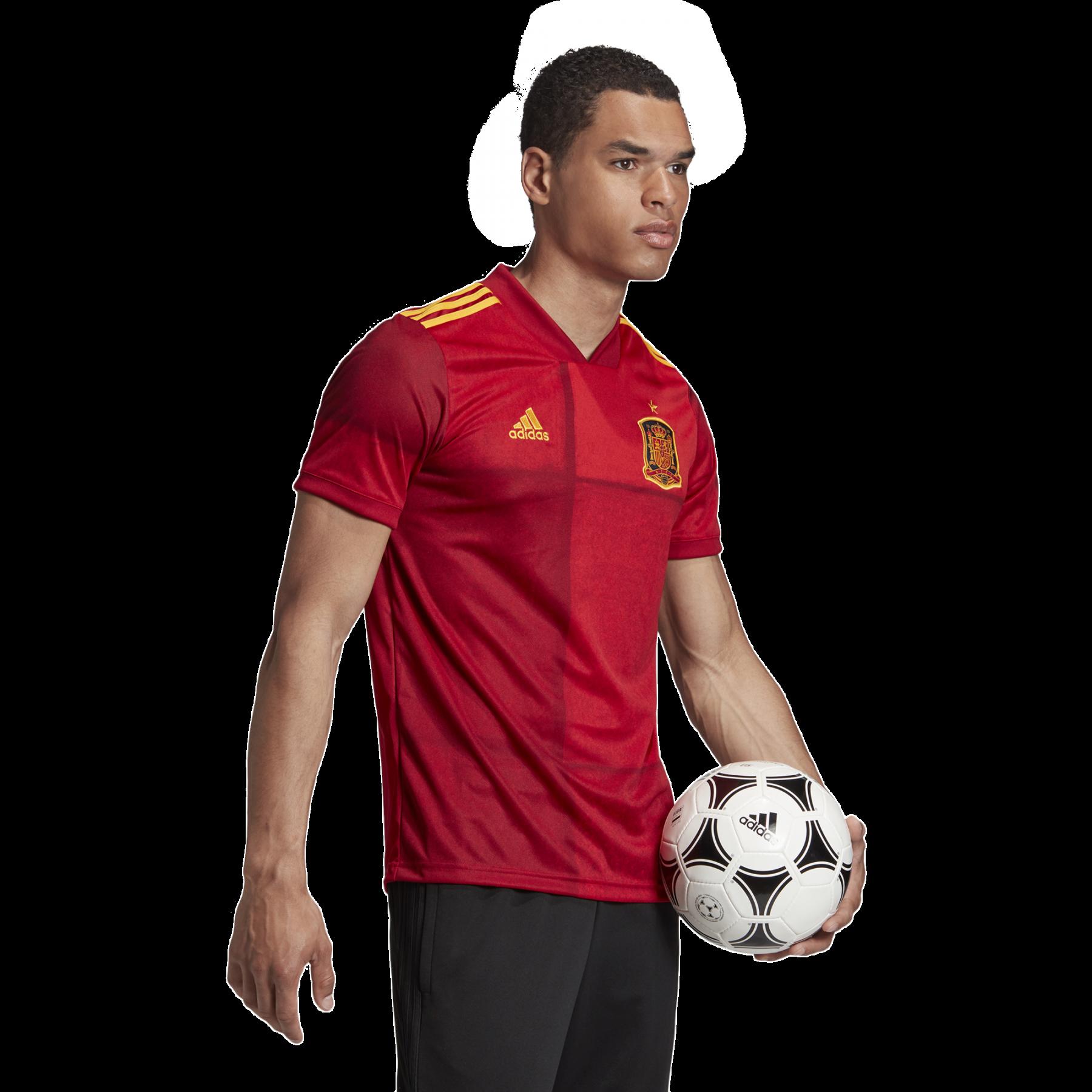 Camiseta Primera Equipación España 2020
