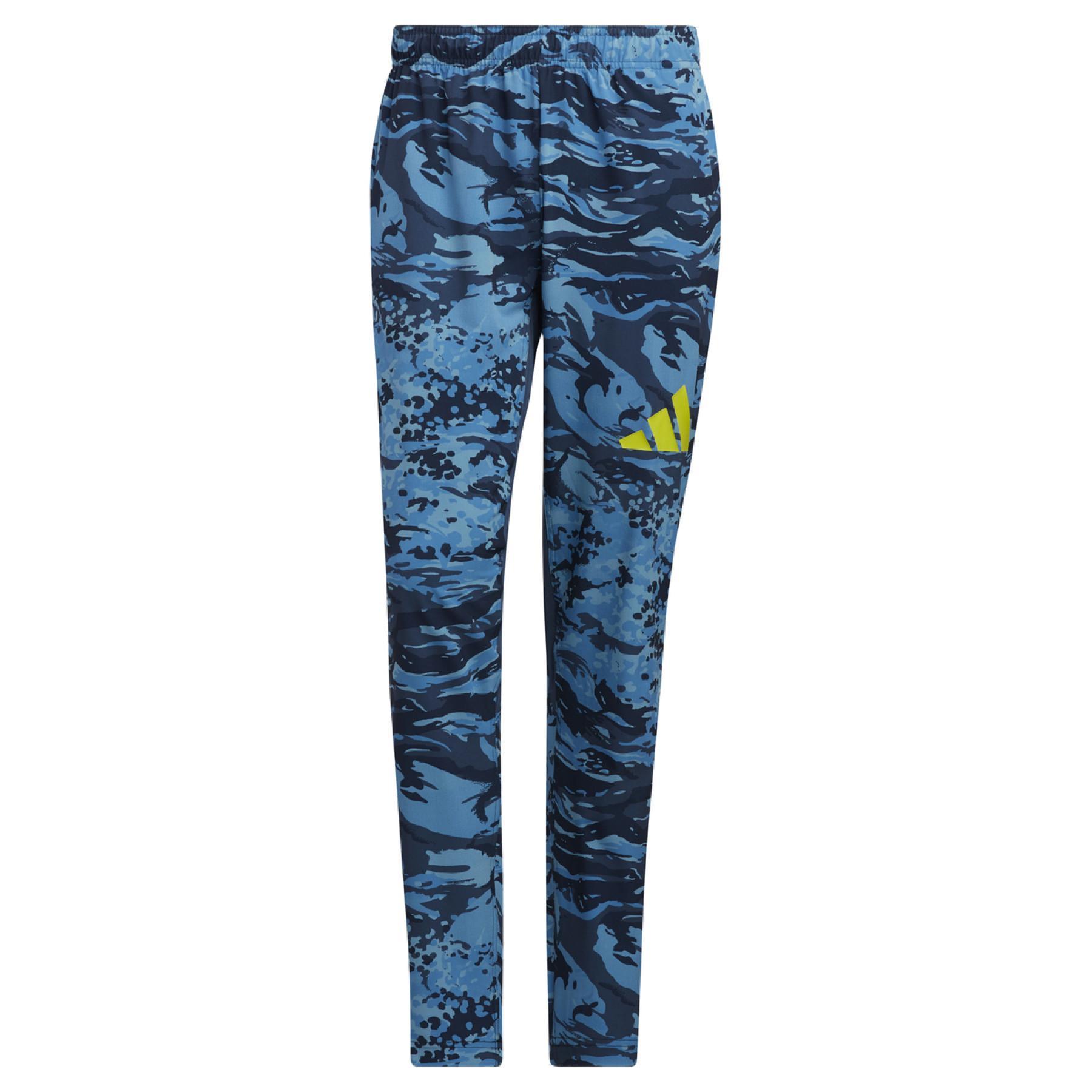 Pantalones De Entrenamiento Adidas De 3 Bandas