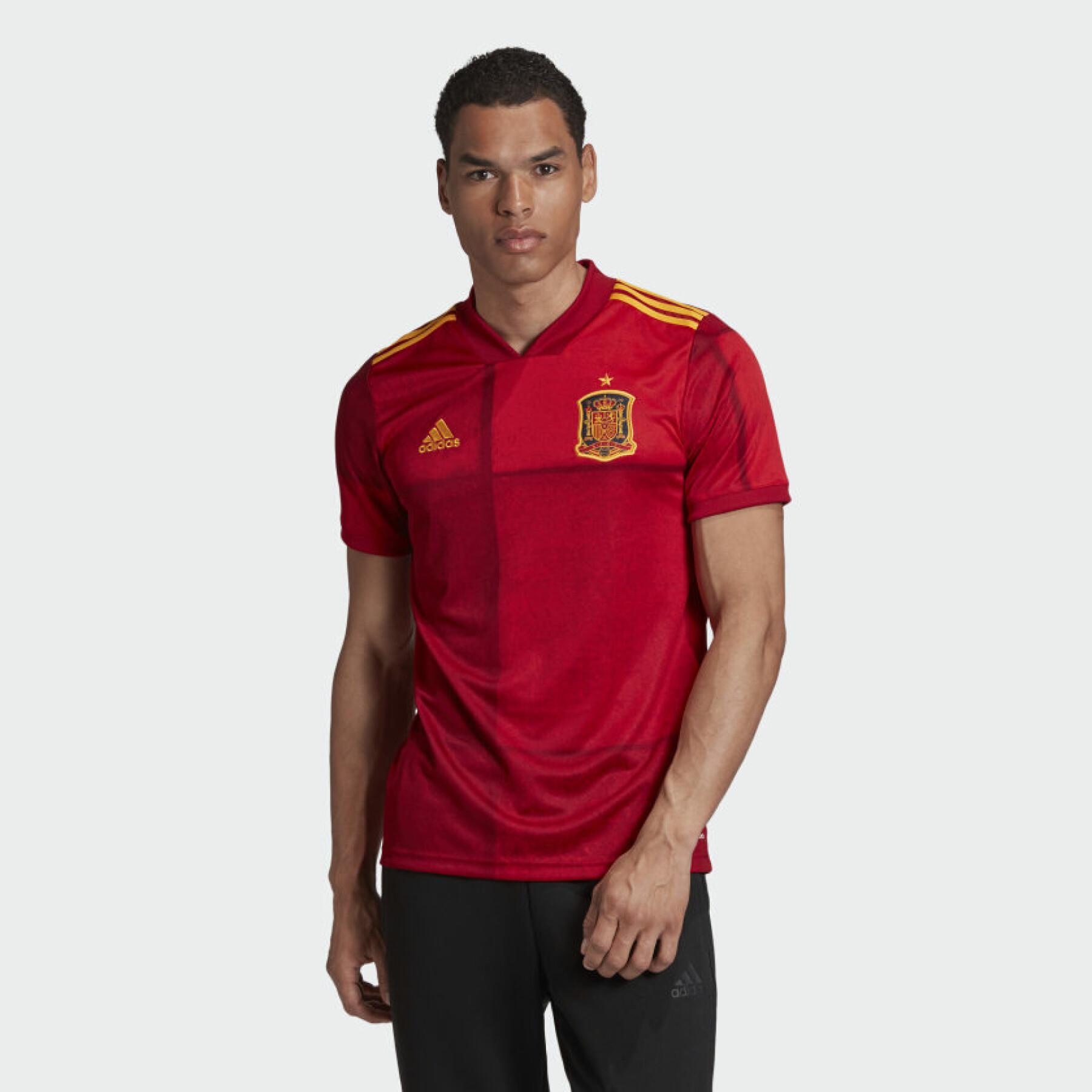 Camiseta de casa España 2020