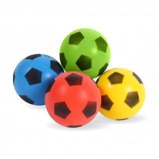 Juego de 4 globos de colores surtidos de 20 cm Sporti France