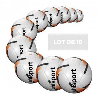 Paquete de 10 globos de equipo Uhlsport