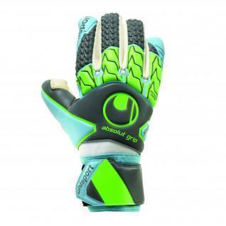 Guantes de portero Uhlsport Absolutgrip Tight HN Stand Alone