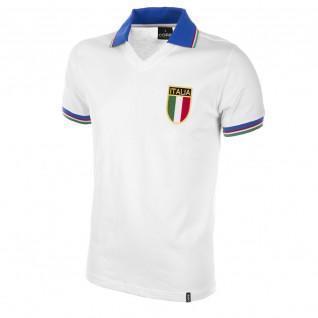 Camiseta exterior de Italia Copa del Mundo 1982