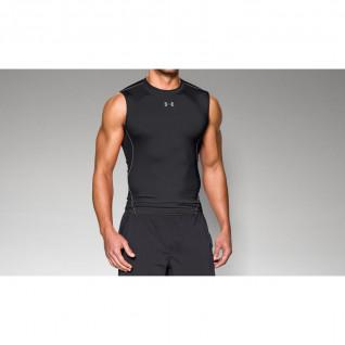 Camiseta de compresión sin mangas Under Armour HeatGear®