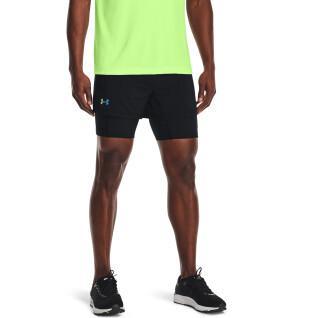 Pantalones cortos 2 en 1 Under Armour RUSH™ Run