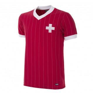 Camiseta de la Copa Suiza 1982