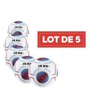 Conjunto de 5 globos de Fútbol Sala de la Luz 3.0 Jako