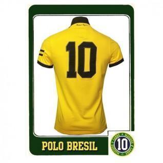 Polo Cuadrado Mágico Brasil 10
