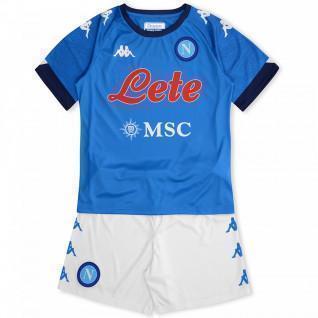 Mini-kit hogar infantil Nápoles 2020/21