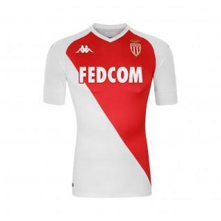 Camiseta de local auténtica del AS Monaco 2020/21