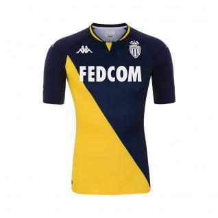 Camiseta de la segunda equipación del AS Monaco 2020/21