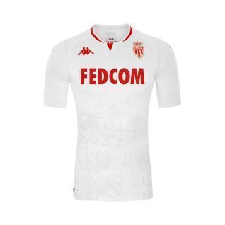Tercera camiseta auténtica del AS Mónaco 2020/21