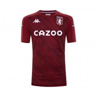 Camiseta Aston Villa FC 2020/21 aboupres pro 4