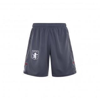 Aston Villa FC 2020/21 ahora pro 4 pantalón corto para niños