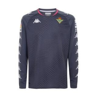 Camiseta de portero del Betis Sevilla 2020/21 para niños
