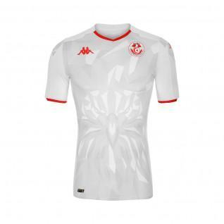 Camiseta auténtica de casa de Túnez 2020/21