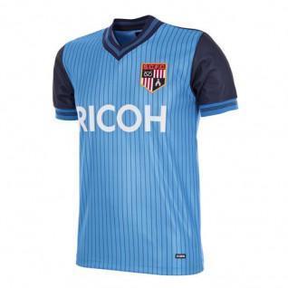Camiseta de fútbol del Stoke City FC 1983 - 85 Retro Copa