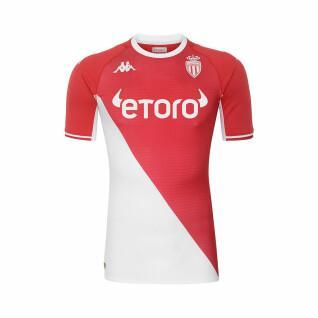 Camiseta auténtica de casa AS Monaco 2021/22