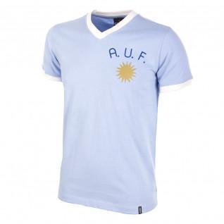Camiseta de casa Uruguay 1970's