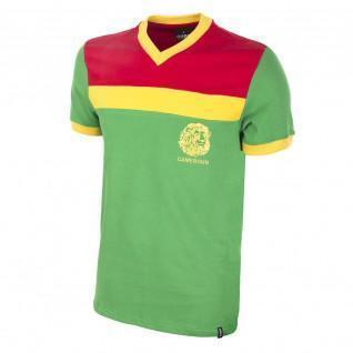 Camiseta de casa Camerún 1989