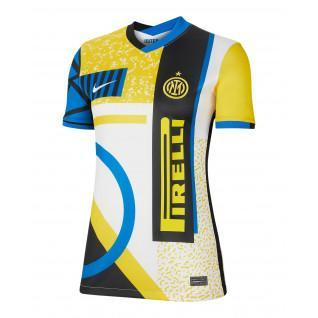 Cuarta camiseta del Inter de Milán para mujer 2020/2021