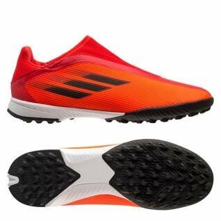 Zapatos adidas X Speedflow.3 Laceless TF