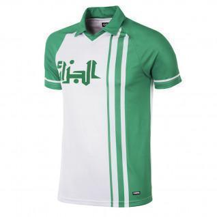Camiseta local de Argelia en el Mundial de 1982