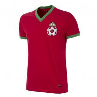 Camiseta de la Copa Marruecos 1970