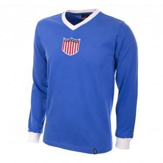 Camiseta de manga larga Estados Unidos 1934