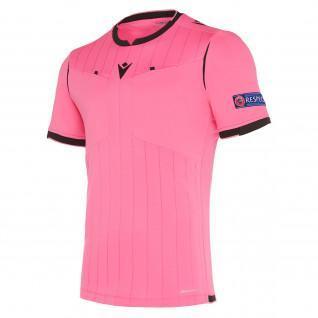 Camiseta de árbitro Macron UEFA 2019