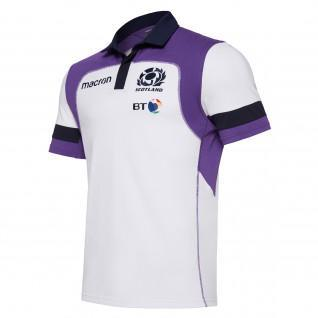 Jersey de algodón para exteriores Écosse Rugby 2017-2018