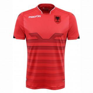 Camiseta de casa Albania Euro 2016