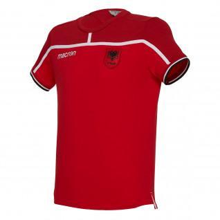 Camiseta de viaje para niños Albanie Euro 20