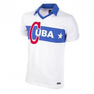 Camiseta de casa Cuba 1962