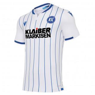 Camiseta exterior del Karlsruher sc 2020/21