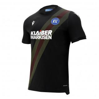 Tercera camiseta del Karlsruher sc 2020/21