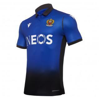 Tercera camiseta del OGC Niza 2020/21