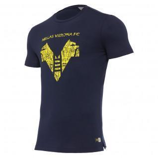 Camiseta de algodón Hellas Verona fc 2020/21