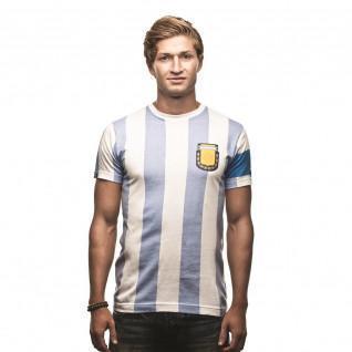 Camiseta de capitán de Argentina