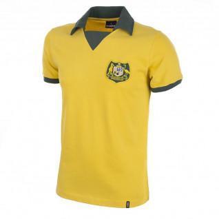 Camiseta de casa Australia Copa del Mundo 1974