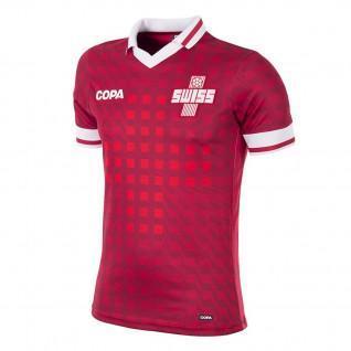 Camiseta de la Copa Suiza