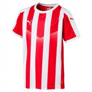 Camiseta de rayas para niños Puma Liga