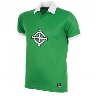 Camiseta de casa Irlande du Nord George Best 1977