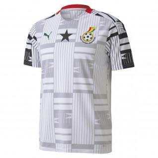 Camiseta de casa Ghana 2020