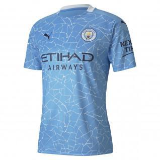 Camiseta de casa Manchester City 2020/21