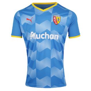 Tercera camiseta RC Lens 2021/22