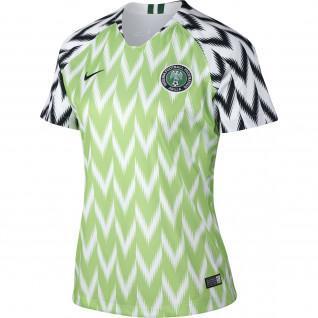 Camiseta local de Nigeria 2019 para mujer